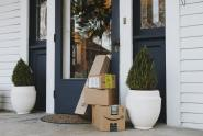 IMAGES: 'Porch Pirates' Steal Holiday Packages as They Pile Up at Homes