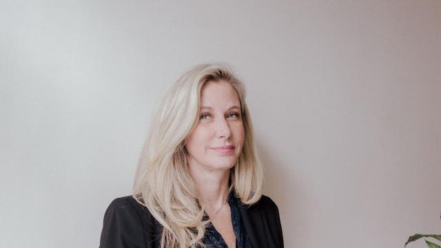 Carrie Tice, the founder of Octavia Wellness, which sells cannabis products marketed at elderly customers looking for alternatives to opioids for pain relief and better sleep, in San Francisco, Dec. 26, 2017. As recreational marijuana becomes legal in California on Jan 1, 2018, entrepreneurs are rushing in to a nascent market, but many are finding expertise and financing challenging. (Amy Harrity/The New York Times)