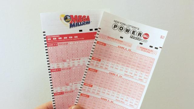 There was no grand prize winner in Tuesday's Mega Millions drawing. It's the 23rd straight drawing without a jackpot winner in the game, dating back to Oct. 13. So the $361 million jackpot will grow to $418 million for Friday.