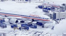 IMAGE: Travel nightmare: Winter storm wipes out thousands of flights