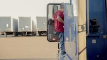 IMAGES: From Mexico to the U.S., a NAFTA Tale of Two Truckers