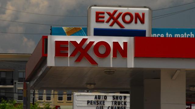 Exteriors Exxon Graphics Project