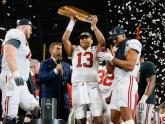 IMAGE: National Championship thriller scores big ratings for ESPN