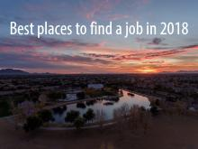 Best places to find a job in 2018