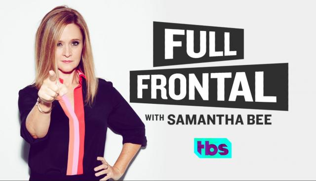 """TBS' """"Full Frontal with Samantha Bee"""" has been renewed for two new seasons."""