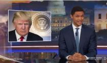 IMAGE: Colbert, Kimmel and late night tackle Trump's 'shithole countries' remark