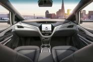 IMAGE: GM Says Its Driverless Car Could Be in Fleets by Next Year