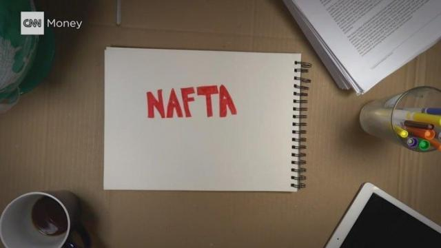If President Trump tears up NAFTA, you'll notice the impact. It would cost the United States 300,000 jobs, cut economic growth, hurt stocks and cause prices for consumer goods to rise, according to an analysis.