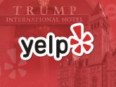 IMAGE: Trump hotels swarmed with 's***hole' reviews on Yelp