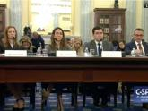 IMAGE: Big tech defends handling of extremist content in Senate hearing