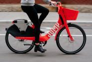 IMAGES: Uber tests electric bikesharing in San Francisco