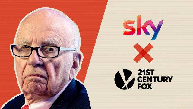 The family of media tycoon Rupert Murdoch has promised not to interfere with Sky News if regulators approve a $16 billion takeover of pay TV provider Sky.