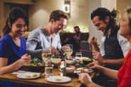 IMAGE: 7 Best Cash Back Credit Cards for Dining Out in May 2018