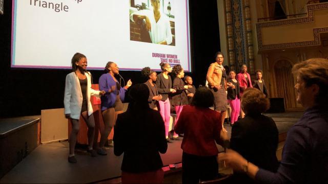Second annual 'Durham Women Take No Bull' gathering focuses on female entrepreneurship, raising next generation of leaders
