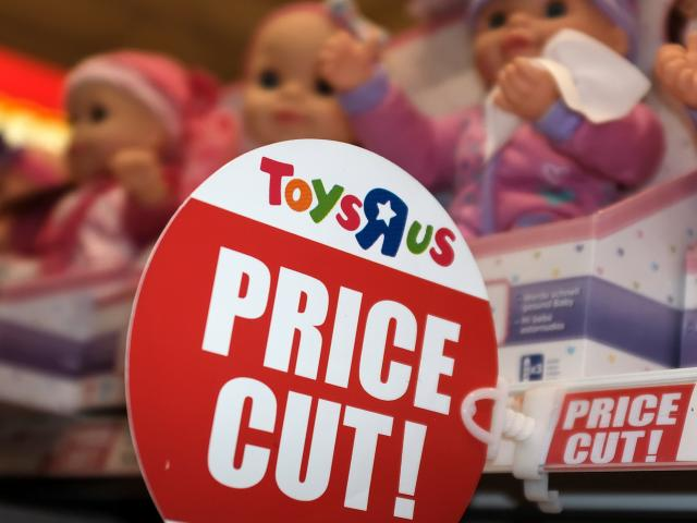 "It's the end of an era: Toys ""R"" Us is closing all its US stores."