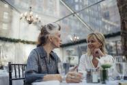 IMAGES: Catharine MacKinnon and Gretchen Carlson Have a Few Things to Say