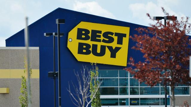 Best buy says it was hit by same data breach as sears and delta best buy said on friday that some of its customers credit card information may have colourmoves