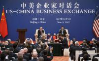 IMAGES: Is Trump Serious About Trade War? China's Leaders Hunt for Answers