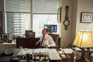IMAGES: Wall Street Titan Takes Aim at the Law That Sidelined Him