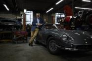 IMAGES: 'In Italy, There Was the Pope and Then There Was Enzo Ferrari'