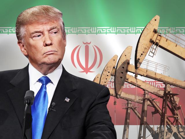 The Iran nuclear deal may be doomed, at least if you believe the global oil market.