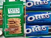 IMAGE: Oreo maker scoops up Tate's chocolate-chip cookies