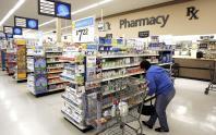 IMAGE: Walmart tighten its opioid prescription policies