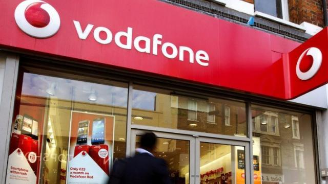Vodafone (VOD) is buying operations in Germany, the Czech Republic, Hungary and Romania from Malone's Liberty Global (LBTYA), the companies announced Wednesday.