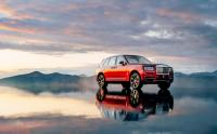 IMAGE: Rolls-Royce reveals its first SUV