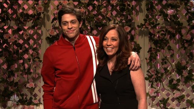 """""""Saturday Night Live"""" cold open features cast members' moms ahead of Mother's Day."""