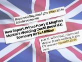 IMAGE: Will the Royal Wedding boost the UK economy?