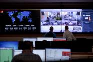 IMAGES: Banks Adopt Military-Style Tactics to Fight Cybercrime