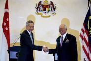 IMAGE: Malaysia kills plans for high-speed rail link with Singapore