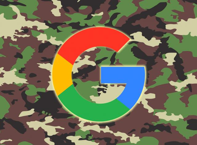 Google's work on a Defense Department contract that uses artificial intelligence to interpret video images -- technology that could be used to improve the targeting of drone strikes -- has fueled heated staff meetings, prompted a petition signed by about 4,000 employees, and even caused some workers to resign. (Minh Uong/The New York Times) -- NO SALES; FOR EDITORIAL USE ONLY WITH NYT STORY SLUGGED GOOGLE MILITARY BY SHANE, METZ AND WAKABAYASHI FOR MAY 30, 2018. ALL OTHER USE PROHIBITED.