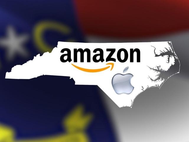 Your Turn Apple Amazon And The Triangle Wral