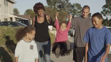 IMAGES: A Sign of 'Modern Society': More Multiracial Families in Commercials