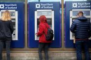 IMAGE: UK has lost $5.4 billion so far on RBS bailout