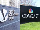 IMAGE: Comcast bids $65 billion for most of 21st Century Fox