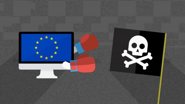 Europe is one step closer to passing new copyright legislation that has been criticized by major tech companies and internet pioneers. Full Credit: Shutterstock/CarolineMatthews/CNNMoney
