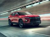 IMAGE: GM is bringing back the Chevy Blazer, an SUV classic