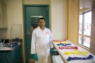 IMAGES: A Scientist With a Deep Love of Textile Mills