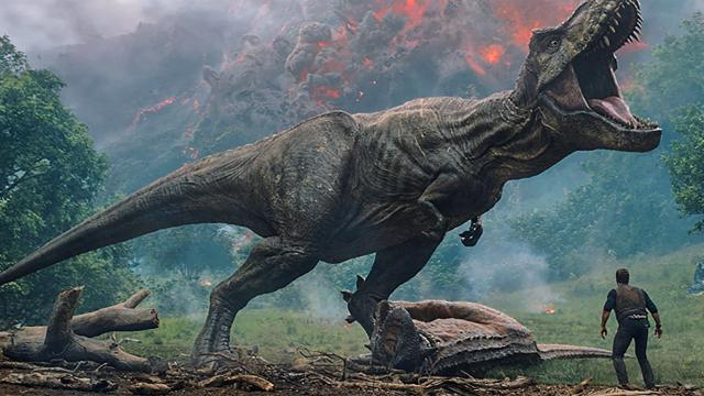 """Jurassic World: Fallen Kingdom,"" the sequel to the 2015 blockbuster, brought in an estimated $150 million during its opening weekend in North America."