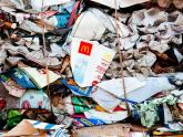 IMAGE: McDonald's and Starbucks hit by plastics ban in India