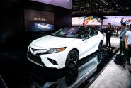 IMAGE: Trump tariff would make the Toyota Camry $1,800 more expensive to build