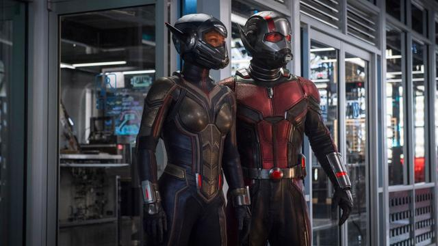 """Tilted in a big way toward comedy, """"Ant-Man and the Wasp"""" offers Marvel an opportunity to show off its lighter side, after the operatic grandeur of """"Avengers: Infinity War"""" and """"Black Panther."""""""
