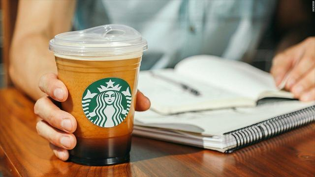 Starbucks is going strawless. The coffee company announced Monday that it will phase out plastic straws from all of its stores by 2020.