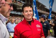 IMAGE: Papa John's founder resigns as chairman after using N-word on conference call
