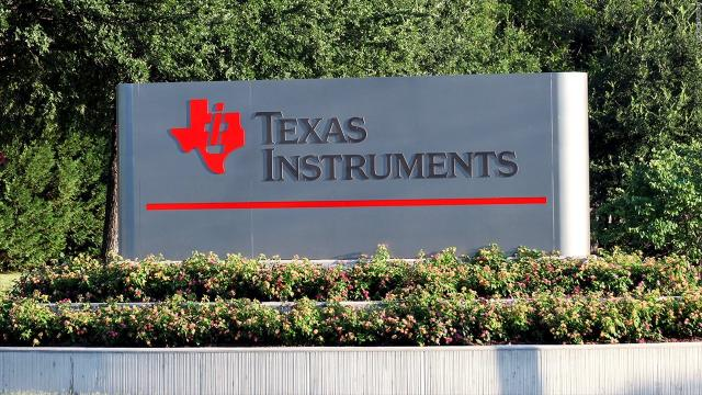 Brian Crutcher, Texas Instruments CEO, has resigned because of personal behavior that violated the company's code of conduct.