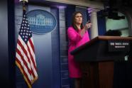 IMAGE: The vanishing White House press briefing