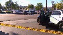 IMAGE: Woman killed inside Trader Joe's during standoff, Los Angeles mayor says